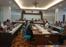 UPT. Kewirausahaan mewakili Universitas Syiah Kuala dalam Kunjungan Pansus RUU Kewirausahaan