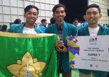 Snack Bayikribo Karya Mahasiswa Unsyiah Juara 1 KMI Award 2019