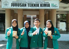 Mahasiswa Unsyiah Raih Penghargaan di KMI Awards 2020