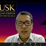 Universitas Syiah Kuala menyambut Mahasiswa/i KMMI USK 2021